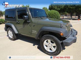 2015 Jeep Wrangler Sport in McKinney, Texas 75070