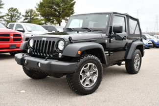 2015 Jeep Wrangler Sport in Memphis, Tennessee 38128