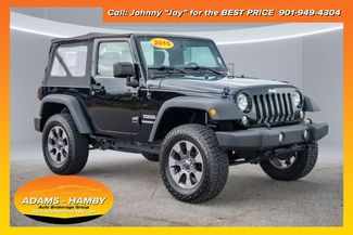 2015 Jeep Wrangler Sport - AMAZING SHAPE - READY to go OFF-ROAD in Memphis, TN 38115