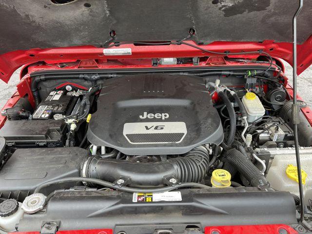 2015 Jeep Wrangler Unlimited Sahara Sport Utility 4D in Missoula, MT 59801