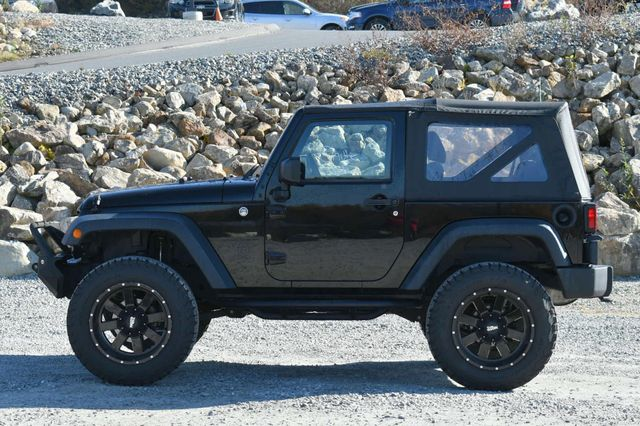 2015 Jeep Wrangler Sport Naugatuck, Connecticut 1