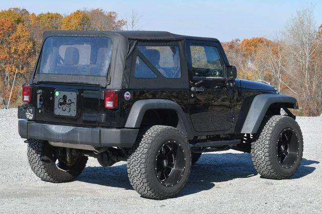 2015 Jeep Wrangler Sport Naugatuck, Connecticut 4