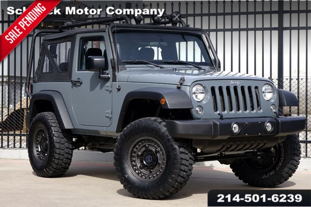 2015 Jeep Wrangler Sport in Plano, TX 75093