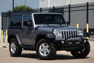 2015 Jeep Wrangler Sport* Hard Top* Auto* 4x4* EZ Finance** | Plano, TX | Carrick's Autos in Plano TX