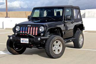 2015 Jeep Wrangler Sport Reseda, CA
