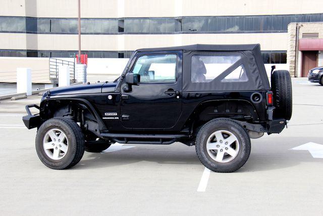2015 Jeep Wrangler Sport Reseda, CA 1