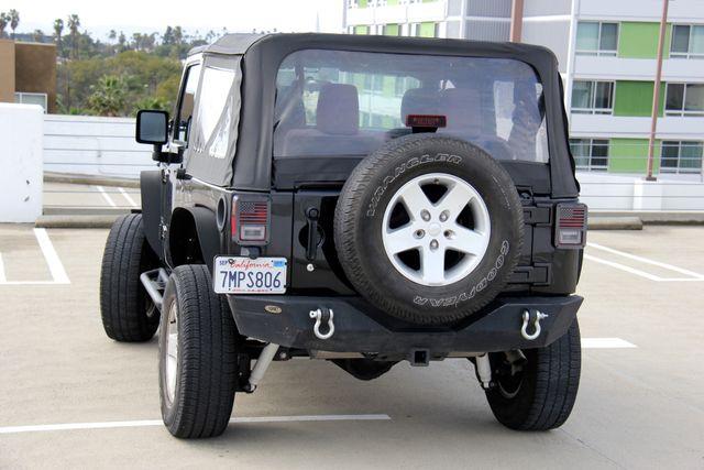 2015 Jeep Wrangler Sport Reseda, CA 3