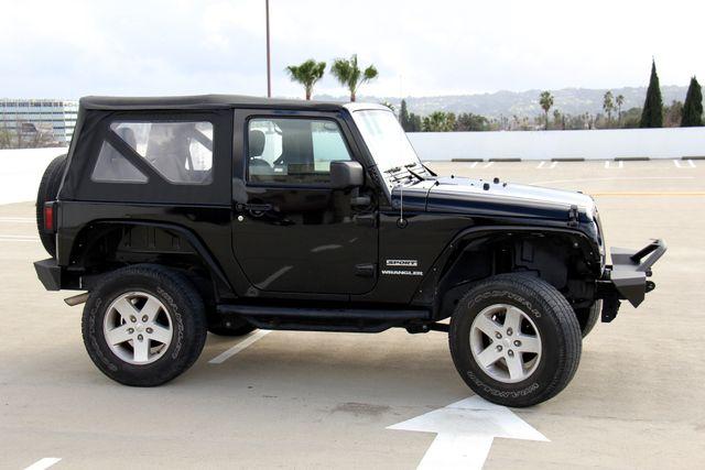 2015 Jeep Wrangler Sport Reseda, CA 7
