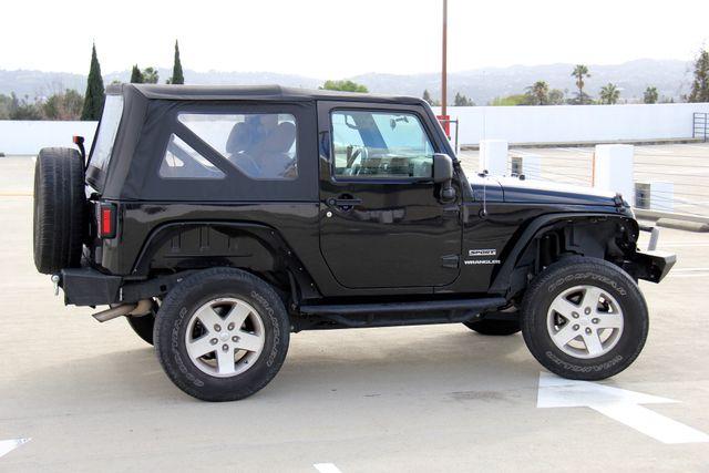 2015 Jeep Wrangler Sport Reseda, CA 8