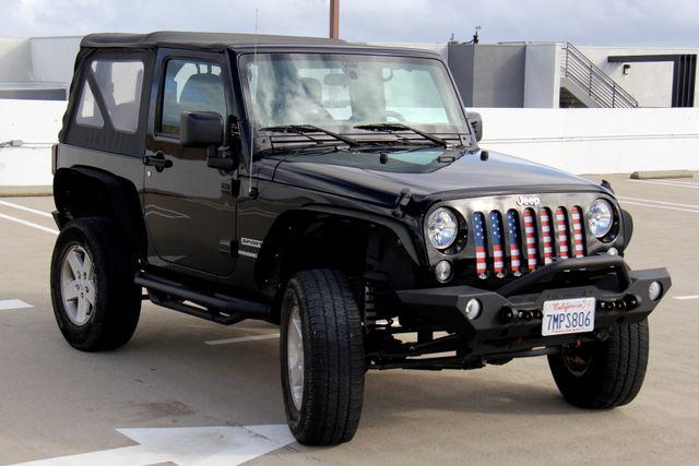 2015 Jeep Wrangler Sport Reseda, CA 9