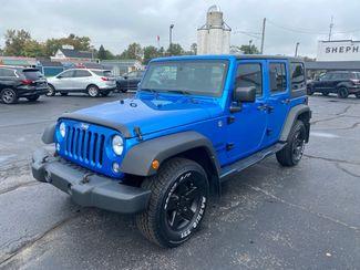 2015 Jeep Wrangler Unlimited Sport in Richmond, MI 48062