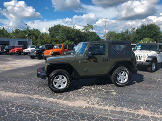 2015 Jeep Wrangler Sport Riverview, Florida 8
