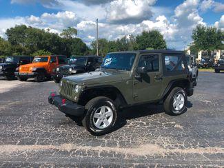 2015 Jeep Wrangler Sport Riverview, Florida 10