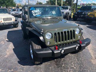 2015 Jeep Wrangler Sport Riverview, Florida 7