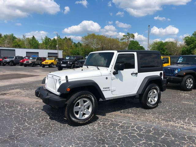 2015 Jeep Wrangler Sport in Riverview, FL 33578