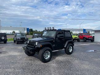2015 Jeep Wrangler Sport in Riverview, FL 33578