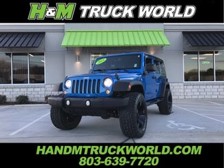 2015 Jeep Wrangler Unlimited Sahara 4X4 *LIFTED*BLACK XD'S*SHARP in Rock Hill, SC 29730