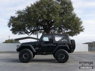 2015 Jeep Wrangler Sport 3.6L V6 4X4 in San Antonio Texas, 78217
