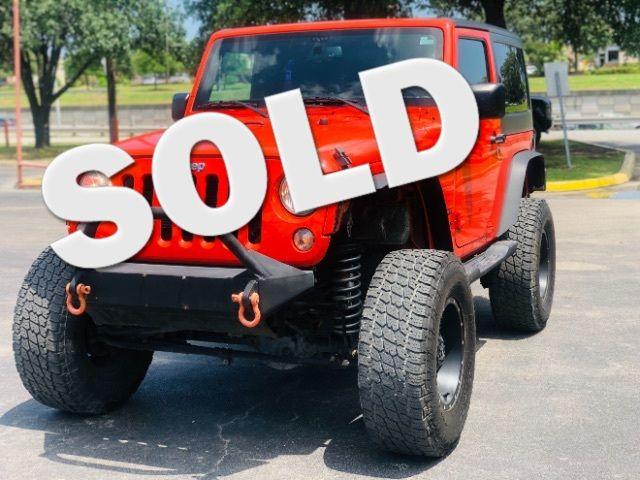 2015 Jeep Wrangler Sport in San Antonio, TX 78233