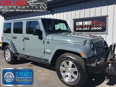 2015 Jeep Wrangler Unlimited Sahara in San Antonio, TX