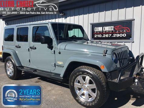 2015 Jeep Wrangler Unlimited Sahara in San Antonio, TX