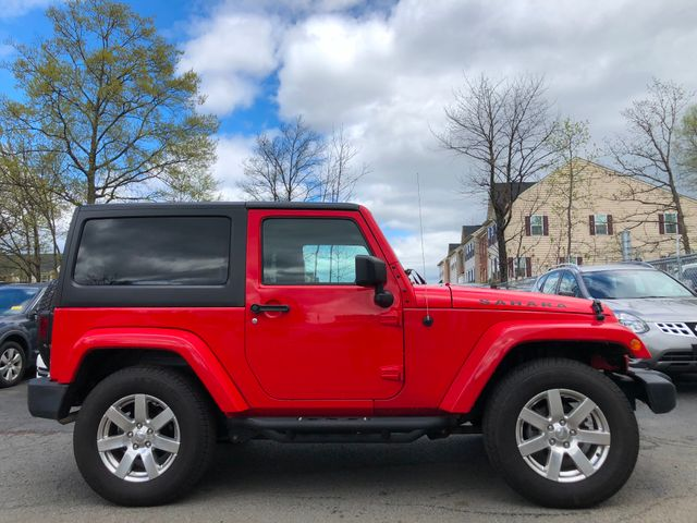 2015 Jeep Wrangler Sahara in Sterling, VA 20166