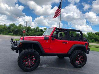 2015 Jeep Wrangler RUBICON HALF-DOOR 410 LIFTED 35S WARN XF    Florida  Bayshore Automotive   in , Florida