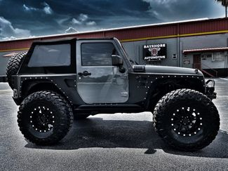 2015 Jeep Wrangler RUBICON 40s ROLL CAGE MAXXIS HARD-CORE   Florida  Bayshore Automotive   in , Florida