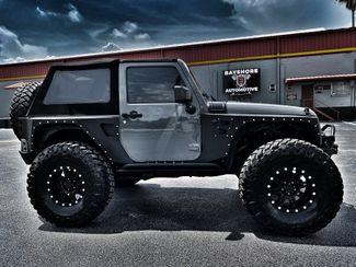 2015 Jeep Wrangler RUBICON 40s ROLL CAGE MAXXIS HARD-CORE  Plant City Florida  Bayshore Automotive   in Plant City, Florida