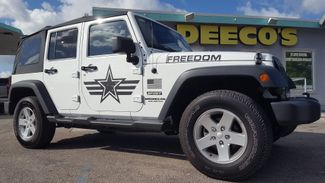 2015 Jeep Wrangler Unlimited 4x4 Sport in Fort Pierce FL, 34982
