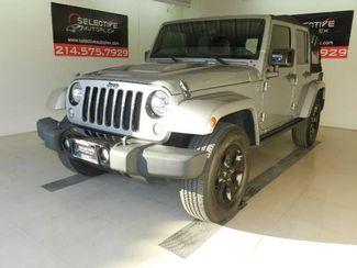 2015 Jeep Wrangler Unlimited Altitude in Addison, TX 75001