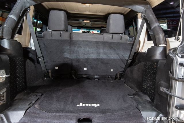 2015 Jeep Wrangler Unlimited Sport 4X4 in Addison, Texas 75001