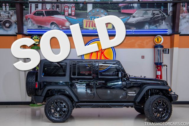 2015 Jeep Wrangler Unlimited Sport 4x4