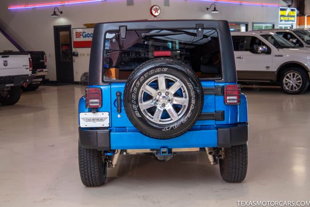 2015 Jeep Wrangler Unlimited Sahara 4x4 in Addison, Texas 75001