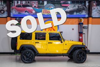 2015 Jeep Wrangler Unlimited Sahara in Addison, Texas 75001