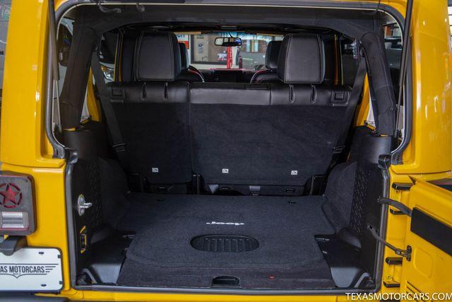 2015 Jeep Wrangler Unlimited Sahara in Addison, Texas 75001