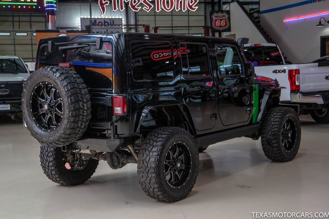 2015 Jeep Wrangler Unlimited Willys Wheeler in Addison, Texas 75001