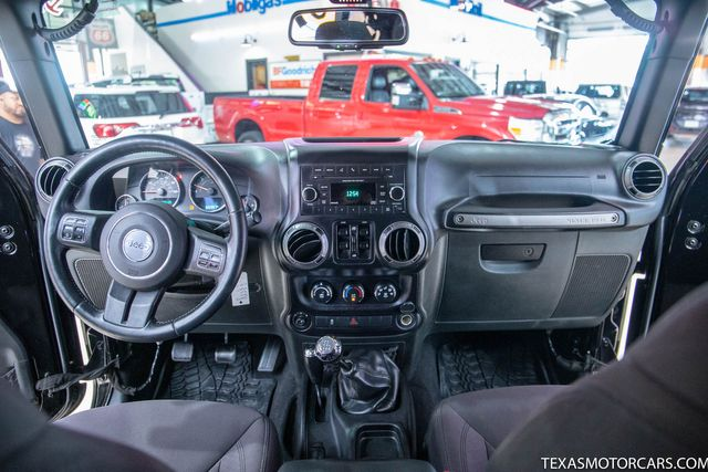 2015 Jeep Wrangler Unlimited Sport in Addison, Texas 75001