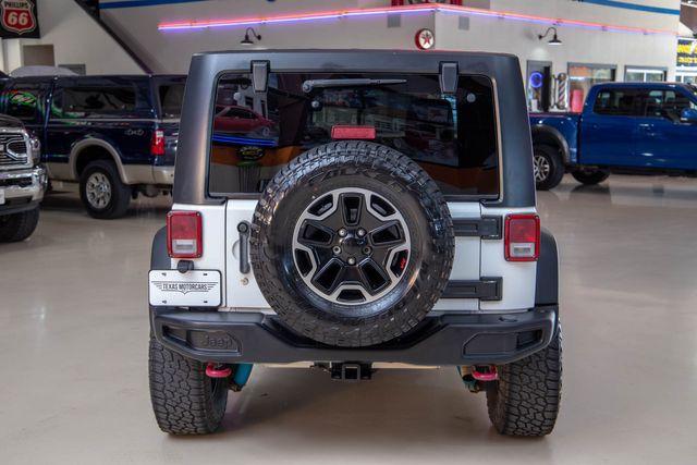2015 Jeep Wrangler Unlimited Rubicon Hard Rock in Addison, Texas 75001