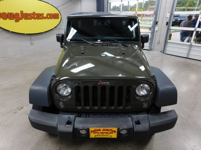 2015 Jeep Wrangler Unlimited Sport in Airport Motor Mile ( Metro Knoxville ), TN 37777