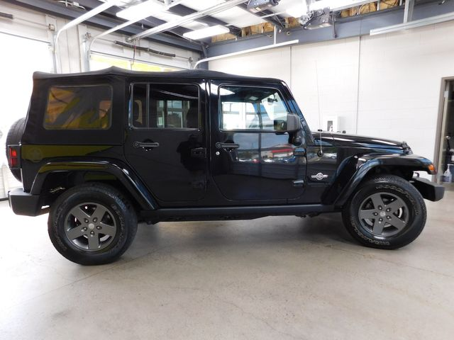 2015 Jeep Wrangler Unlimited Freedom Edition in Airport Motor Mile ( Metro Knoxville ), TN 37777