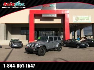 2015 Jeep Wrangler Unlimited Rubicon Hard Rock in Albuquerque, New Mexico 87109