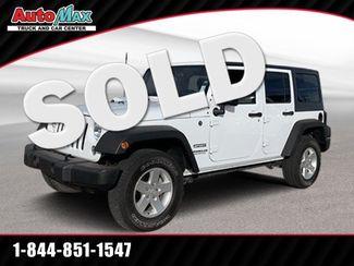 2015 Jeep Wrangler Unlimited Sport in Albuquerque, New Mexico 87109