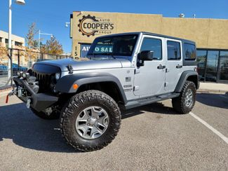 2015 Jeep Wrangler Unlimited Sport in Albuquerque, NM 87106