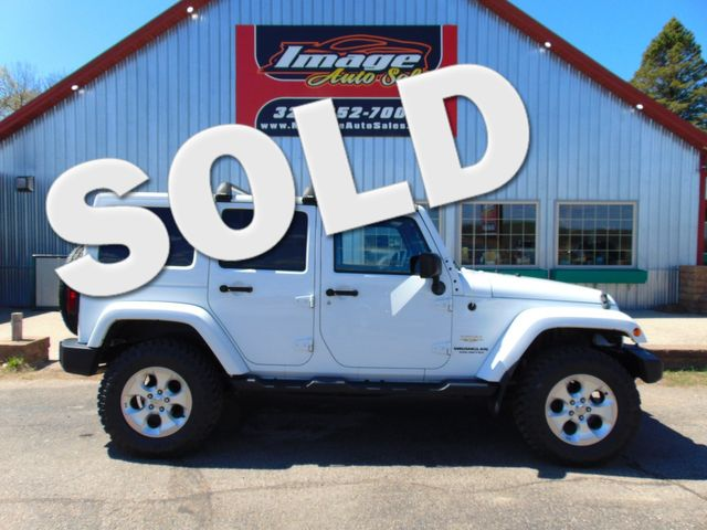 2015 Jeep Wrangler Unlimited Sahara in Alexandria, Minnesota 56308