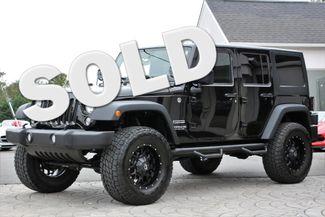 2015 Jeep Wrangler Unlimited Sport 4X4 in Alexandria VA