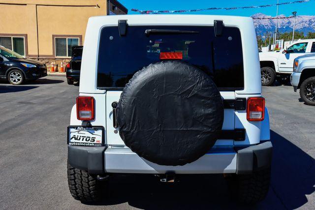 2015 Jeep Wrangler Unlimited Sahara in American Fork, Utah 84003