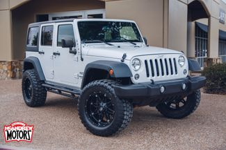 2015 Jeep Wrangler Unlimited Sport in Arlington, Texas 76013