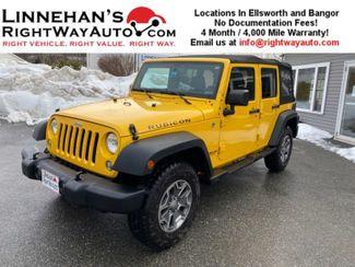 2015 Jeep Wrangler Unlimited Rubicon in Bangor, ME 04401