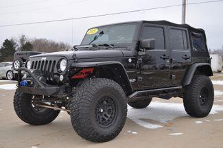 2015 Jeep Wrangler Unlimited Sport in Bettendorf, Iowa 52722